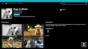 Windows 10 Winter Theme First Windows 10 Themes Now Available For Download Get Them