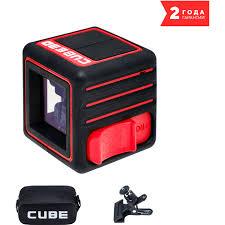Купить лазерный <b>нивелир ADA instruments CUBE</b> 3D Home ...