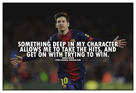 Messi Quotes Custom Lionel Messi Quotes Pictures