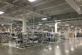 inside the tesla gigafactory in sparks sean whaley las vegas review journal
