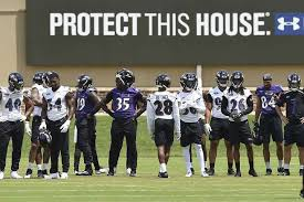 Ravens Release First Depth Chart After Week 1 Of Training Camp