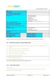 Release Planning Template New Project Management Plan Template Excel Hockeyposter