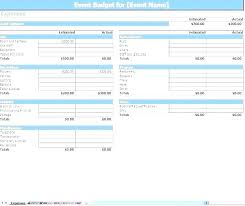 Ticket Sales Spreadsheet Template Event Worksheet Template