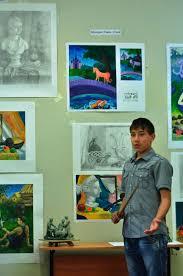 Балашовская детская художественная школа имени В Н Бочкова  На оценку экзаменационной комиссии были представлены работы по рисунку живописи 2 работы по композиции и работы по скульптуре