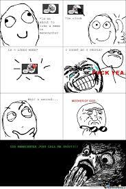 Mother Of God Rage Comics User Database Memes. Best Collection of ... via Relatably.com