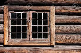 Cabin Windows Weathered Log House Wall Window Stock Photo Picture And Royalty 3197 by uwakikaiketsu.us