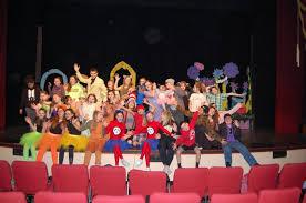 Disney's the little mermaid jr. Ems Sound Ems S Seussical Musical Jr