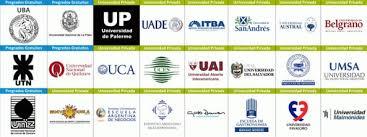 Resultado de imagen de universidades privadas