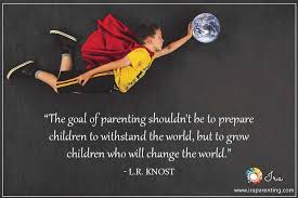 Quotes About Parenting Inspiration Child Rearing Quotes Ira Parenting