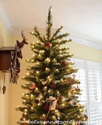 Artificial Christmas Trees  Christmas Trees  The Home DepotArtificial Christmas Tree Without Lights