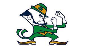 Notre Dame Leprechaun Logo, Notre Dame Leprechaun Symbol, Meaning ...