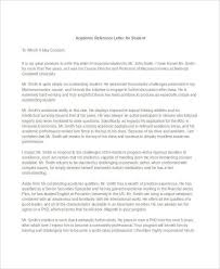 46 sle reference letter templates