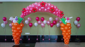 Birthday Party Ideasidea Simple How To Do Balloon Decoration At Simple Balloon Decoration Ideas At Home