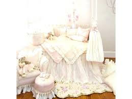 designer crib bedding luxury for girls baby sets brands