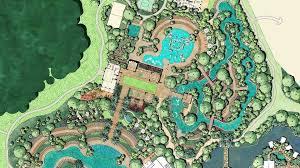 Disney Landscape Design Pin By Collapsed Practice On Chodu Ext Resort Plan Disney