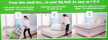 novaform memory foam mattress. novaform comfortgrande 14\ memory foam mattress