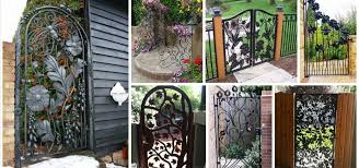 Decorative Metal Gates Design Custom 32 Decorative Metal Gate Design For Amazing First Impression
