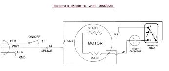 Single Phase Motor Capacitor Sizing Chart Pdf Www