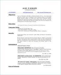 Make Resume Online Free Artemushka Com