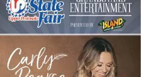 Carly Pearce U P State Fair