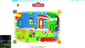caillou games pbs kids sdrun any in 11 29 world record