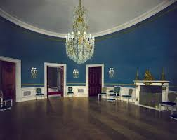 blue room of the white house washington dc blue room white