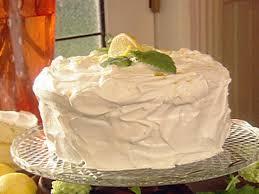 Paulas Lemon Cake Recipe Paula Deen Food Network
