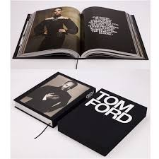 tom ford book coffee table book layout