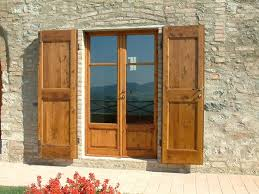 rustico exterior shutters incredible wooden with regard to 15