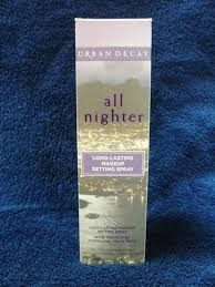 view dels on amazon le review urban decay all nighter long lasting makeup setting spray