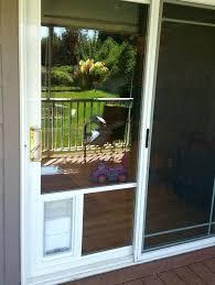 in glass pet door in glass pet door glass pet door installation cost