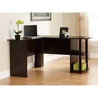 Image Stylish Product Image Ameriwood Lshaped Office Desk With Side Storage Multiple Finishes Walmart Corner Lshaped Desks Walmartcom