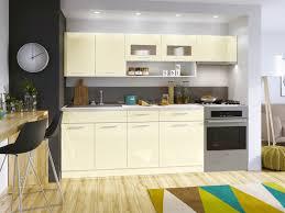 light cream gloss kitchen cabinets cupboards 6 unit diy kitchen set modern luxe modernluxe6unitcream