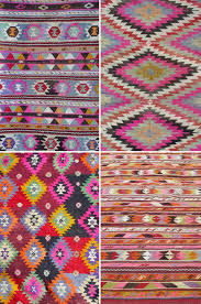 my love for vintage kilim rugs the style files