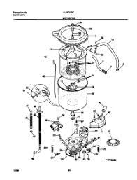 parts for frigidaire flse72gcsa washer dryer combo Basic Electrical Wiring Diagrams at Flse72gcsa Wiring Diagram