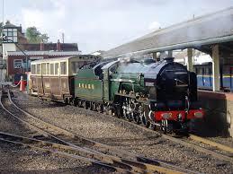 Dymchurch Light Railway Romney Hythe And Dymchurch Railway Wikipedia