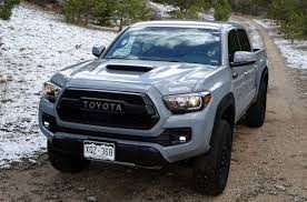 2018 toyota tacoma diesel. wonderful diesel as very high 2018 toyota tacoma trd pro is obviously made for offroad  challenges supporting by large 16 alloy wheels and wide protections on the bumpers with toyota tacoma diesel