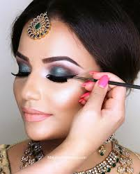 indian bridal wedding makeup step by step tutorial 6