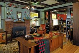 Living Room:Art And Craft Ideas For Home Decor Arts And Crafts Houses  Images Craftsman