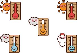 「温度計 イラスト」の画像検索結果