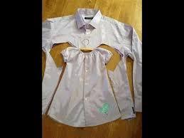 Как сделать детскую <b>рубашку</b>. 1 часть. - YouTube