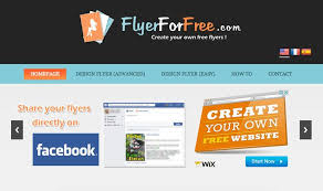 Make Your Own Flyers Online Free 8 Best Free Flyer Maker Online Best Places To Create Flyers Online