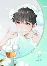 Ghim của KAI CHUN trên TFBoys Chibi | Anime, Ảnh hoạt hình chibi ... |  Anime, Nghệ thuật anime, Ảnh hoạt hình chibi