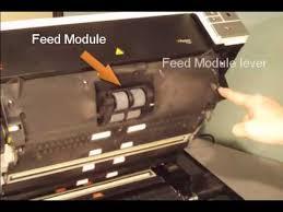 <b>Kodak</b> i2900-i3000 Scanner - Replace <b>Feed</b> Module - YouTube