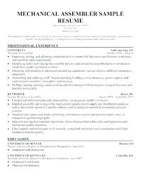 Production Worker Resume Sample Resume Invoice
