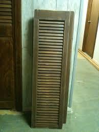 dark brown wooden louvered doors home depot for closet door idea