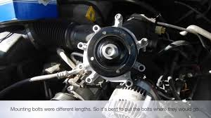 how to replace water pump on jeep liberty 3 7 kj how to replace water pump on jeep liberty 3 7 kj