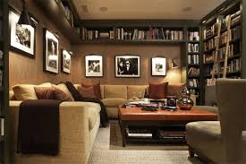 library home design. modern-home-library-design-6 library home design m