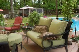 Patio Replacement Outdoor Cushions