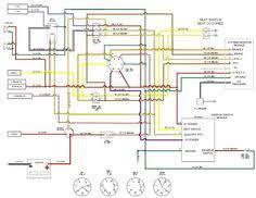 kohler engine electrical diagram craftsman 917 270930 wiring Cub Cadet Ignition Wiring Diagram craftsman riding mower electrical diagram re cub cadet lt1045 pto disengaging cub cadet 2182 ignition switch wiring diagram